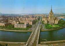 Postcard  Russia Moscow   Kutuzovsky Avenue unposted