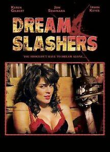 Dream Slashers DVD Keren Gilbert Movie 2007 Horror Rare Film Sexy Slasher