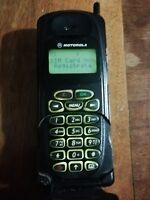 Teléfono Móvil Vintage Motorola d470 Usado Buen Estado