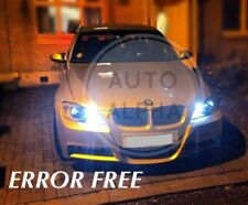 BMW E46 E90 E91 E53 E87 LED XENON BRIGHT WHITE ERROR FREE SIDELIGHT BULBS