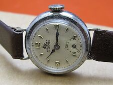 BUCHERER Swiss Mini Vintage mechanical watch Lady's 15 Jewels 8121