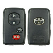 Used OEM Replacement Smart Key Remote Case HYQ14AAB For Toyota Highlander