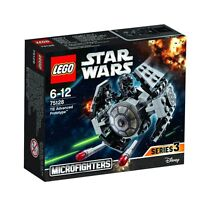 LEGO Star Wars 75128 TIE Advanced Pilot Prototype Microfighters Serie 3