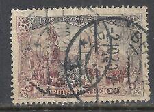 Reich stamps 1915 MI 96BIIaw WM RINGEN  CANC  F  RARE!!!