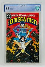 Omega Men #3 CBCS 9.8 First Appearance Lobo 1st App Not CGC Hot Key No Reserve!!