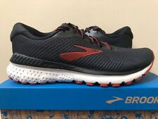 Brooks Adrenaline GTS 20 Black Ebony 110307 1D 029 Size 8-13 100% Authentic