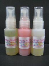 JASMINE VANILLA Dry Oil Spray Perfume Fragrance 1 oz One Bottle
