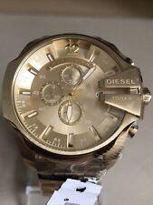 DIESEL DZ4360 YELLOW GOLD STAINLESS STEEL MENS WATCH