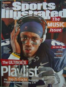 Wali Lundy signed autograph Virginia 2004 Sports Illustrated SI Campus magazine