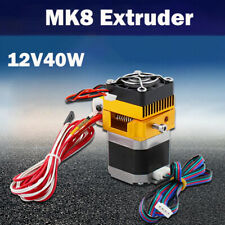 0.4mm Upgrade MK8 Extruder Nozzle Print Head For MakerBot Prusa i3 3D Printer