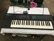 Yamaha PSR-6 Electronic Piano/ Keyboard- Yamaha 49 Key Electric Keyboard