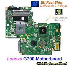 Lenovo G700 Intel Laptop Bambi Rev 2.1 with Nvidia Graphics Motherboard