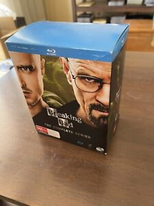 Breaking Bad: The Complete Series (Bluray DVDs, 21-Discs), Excellent Condition