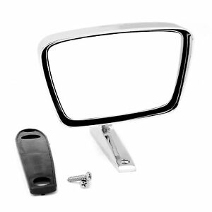 67 68 Ford Mustang Outside Mirror, Dummy Right