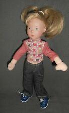 Vieja Götz muñeca chicas eslabones móviles