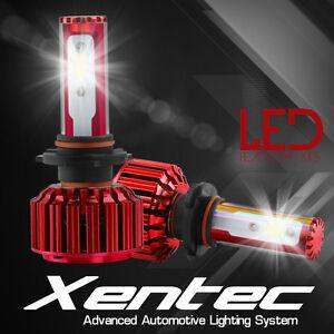 H11 6000K 2017 180W 18000LM DualSide LED Headlight Kit Low Beam Bulbs High Power