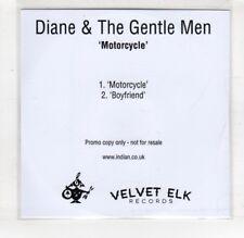 (HS830) Diane & The Gentle Men, Motorcycle - 2016 DJ CD