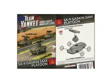 Flames of War: Team Yankee: Soviet: BRDM-2 SA-9 Gaskin SAM Platoon