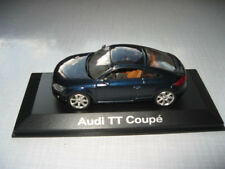 Modellauto Schuco Audi TT Coupe 1:43 aus Vitrienensammlung OVP