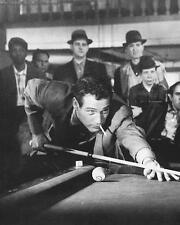 Paul Newman as Eddie Felson in The Hustler 24X30 Poster classic in pool hall