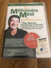 The Millionaires Mind Intensive 10 Disc Motivational Course T.Harv Eker