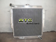FOR Aluminum Radiator TOYOTA LANDCRUISER 70 SERIES FJ73/FJ75 PETROL 1985-1993