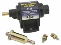 Mr Gasket Electric Fuel Pump fits Lincoln Mark V 1977-1979 82YQHP