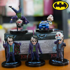 5 DC Suicide Squad Joker Phone Strap Action Figures Toy Cake Topper Car Decor