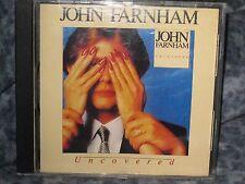 "JOHN FARNHAM OF LITTLE RIVER BAND ""UNCOVERED LIMITED EDITION""  AUSTRALIA CD"