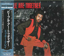 MICKEY MURRAY-PEOPLE ARE TOGETHER- F04
