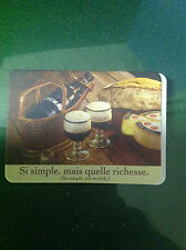 Set of Chimay Coasters