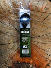 Besteck Set Outdoor Gabel Messer Löffel inkl. Dosenöffner Edelstahl Wandern BCB