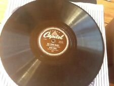 Jesse Price & His Blues Band You Can't Take It With  You/Big Town Blues 78 Rpm