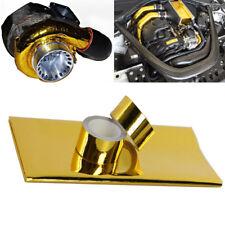 "High Performance Thermal Heat Shield 5m Tape & 20x20"" Sheet Turbo Engine Wraps"