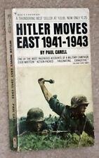 HITLER MOVES EAST 1941-1943 BY PAUL CARELL TRANSLATED FROM THE GERMAN BY E.OSERS
