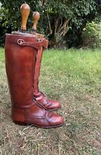Stunning Vintage Polo Boots 9