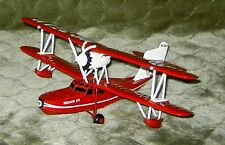 1936 Keystone-Loening Commuter. The Duck. #8 Texaco Airplane diecast metal Bank