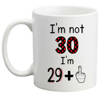 30th Birthday mug 1990 mug Fuckin/' Fabulous mug Gift for her//fun//rude//present