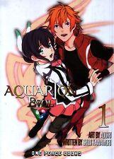 Aquarion Evol  Volume 1  Aogiri  Shoji Kawamori         Manga Pbk  NEW