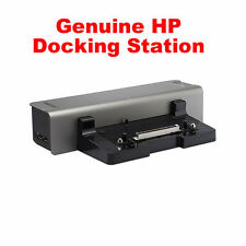 NEW HP DOCKING STATION KQ751AA WITH 120W POWER ADAPTER 483203-001 HSTNN-I09X
