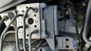 MERCEDES S320 CDI W220 FACELIFT ABS PUMP 0043 04021 10 3527 9