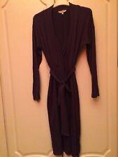 LK Bennett Purple Belted Jersey Dress UK14