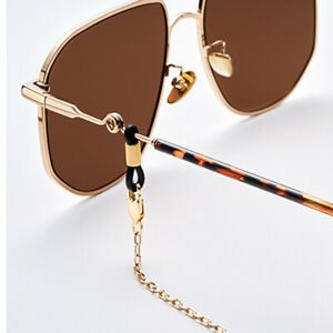Nickel free Gold Pating Glasses and Sunglasses Neck Strap