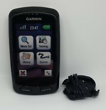Garmin Edge 800 white Includes silicon case & out front mount GPS Cycle Computer