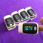 newOximetro Saturometro de Pulso Finger Pulse Pulsómetros Oximeter de pulso OLED
