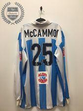 Match Worn Mark McCammon Brighton & Hove Albion home Football Shirt 2004/2006