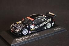 Minichamps Mercedes-Benz CLK-DTM 2002 1:43 #5 Uwe Alzen (GER) (JS)