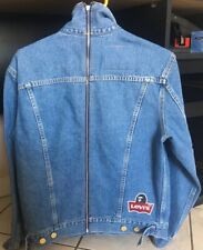 Bape x Levis Split Trucker Denim Jacket Miami Exclusive Release 1/100 Jean Style