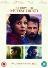 Far From The Madding Crown Dvd Carey Mulligan New & Factory Sealed