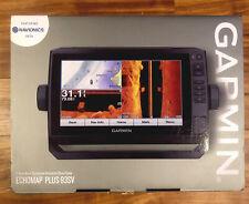 "Garmin EchoMap Plus 93sv LakeVu G3 Maps With Gt52 Transducer ""Good Condition�"